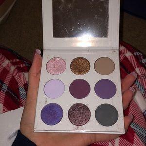 Kylie cosmetics purple pallete